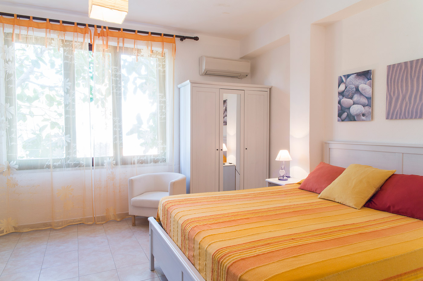 Camere standard Hotel 3 Stelle Giardino Eden Ischia