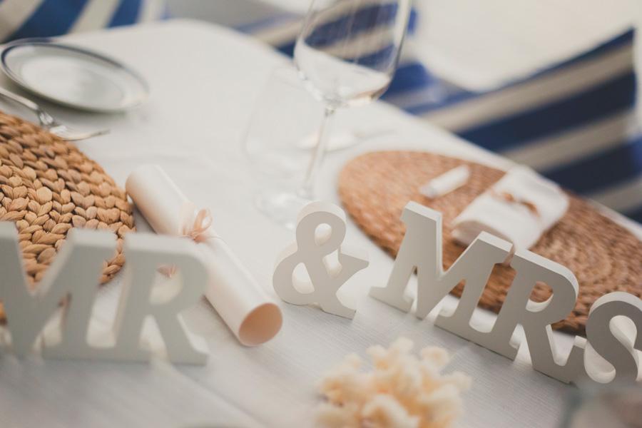 Cena evento di matrimonio ad Ischia
