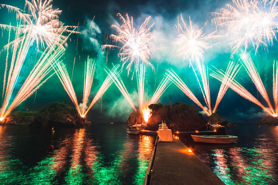 Gli eventi wedding del Giardino Eden ad Ischia