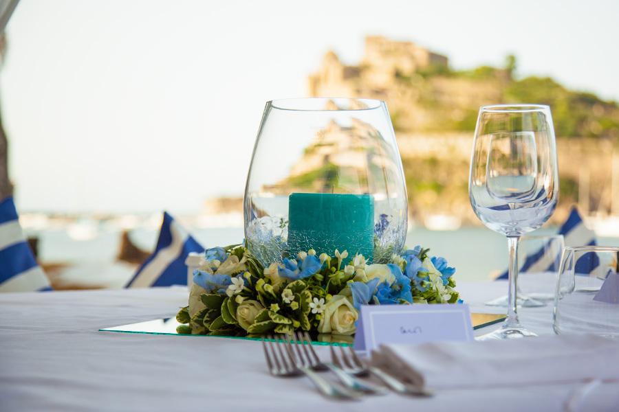 Eventi e team building ad Ischia al Giardino Eden