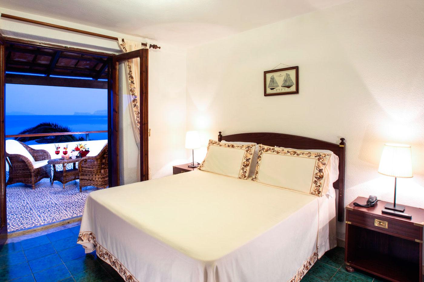 Camera Deluxe Hotel Giardino Eden Ischia