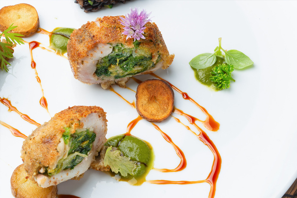 menu del ristorante Giardino Eden Ischia